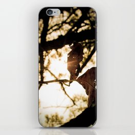 leaf art iPhone Skin