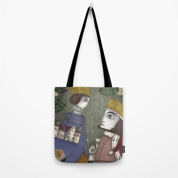 My Father, the King Tote Bag