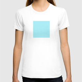 DPCSD Light cyan color T-shirt
