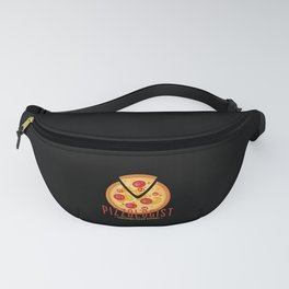 PIZZOLOGIST PIZZA EXPERT Fanny Pack
