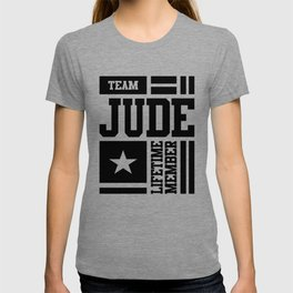 Jude Personalized Name Birthday Gift T-shirt