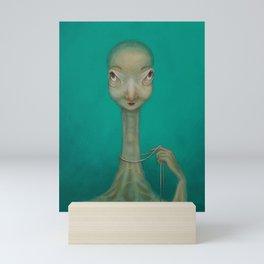 La Coquette Mini Art Print