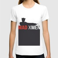 mad men T-shirts featuring MAD X MEN by Alain Bossuyt
