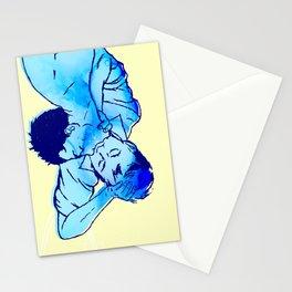 Yes I love--I mean I'd love to get to know you Stationery Cards