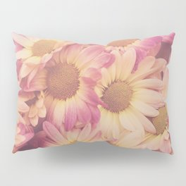 Sun Drenched Daisies Pillow Sham
