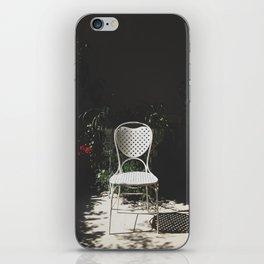 Sit and enjoy iPhone Skin