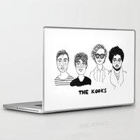 cactei Laptop & iPad Skins featuring Naïve by ☿ cactei ☿