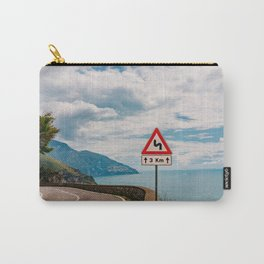 Amalfi Coast Drive XXIII Carry-All Pouch