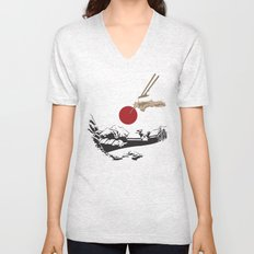 A delicious harvest moon Unisex V-Neck