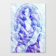 Abby Canvas Print