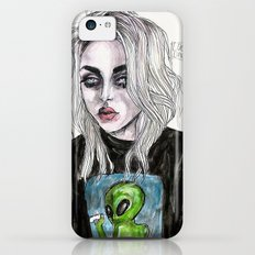 Frances bean cobain no,6 iPhone 5c Slim Case