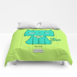 Furrrycat Comforters