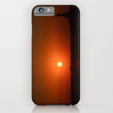 A Sunset With Lady Liberty iPhone 6s Slim Case