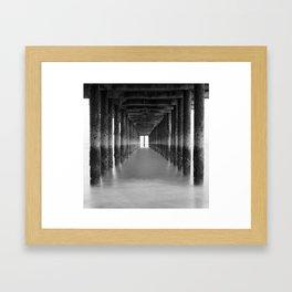 Southwold Pier Framed Art Print