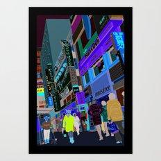 Soju Art Print