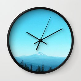 Magic Mountain Wall Clock