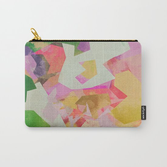 Camouflage VI Carry-All Pouch