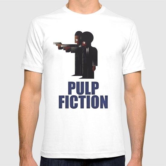 CASSANDRE SPIRIT - Pulp Fiction T-shirt