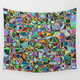 Emergence Refraction Wall Tapestry