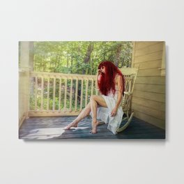 Summer Reveries Metal Print