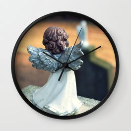 Free to dance again Wall Clock