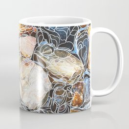 River Rocks #3 Coffee Mug