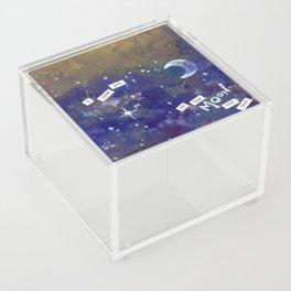 Mum's Valentine Acrylic Box