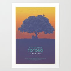 The Spirit Tree Art Print