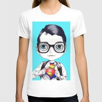 superman T-shirts featuring superman by Studio de Shan