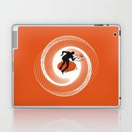Vertigo a GoGo Laptop & iPad Skin