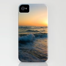 Ocean Sunset 4 iPhone (4, 4s) Slim Case
