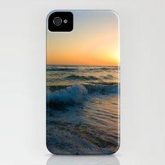 Ocean Sunset 4 Slim Case iPhone (4, 4s)