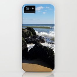 Hampton Beach 12/2016 iPhone Case