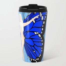 Flutterby Travel Mug