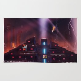 Andover Esate, Blade Runner Style Rug