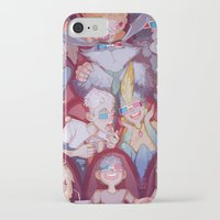 cinema iPhone & iPod Cases featuring Cinema by DustyLeaves