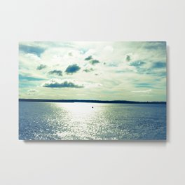Sweep of the Horizon Metal Print