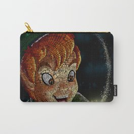 Words of Peter Pan Carry-All Pouch