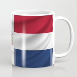 Dominican Republic Flag - Merengue Land Coffee Mug