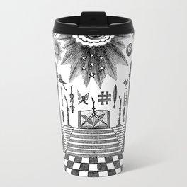 The Pillars Metal Travel Mug