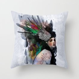 Mira Throw Pillow