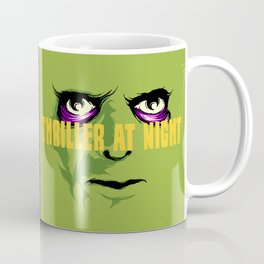 Thriller at Night | Double Feature Coffee Mug