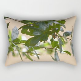 Leaves and Stems Rectangular Pillow