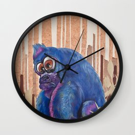 Ouhgh?! Wall Clock