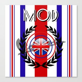 We are the MODs XX! Canvas Print