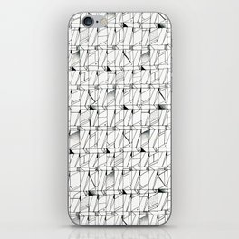 Flaw iPhone Skin