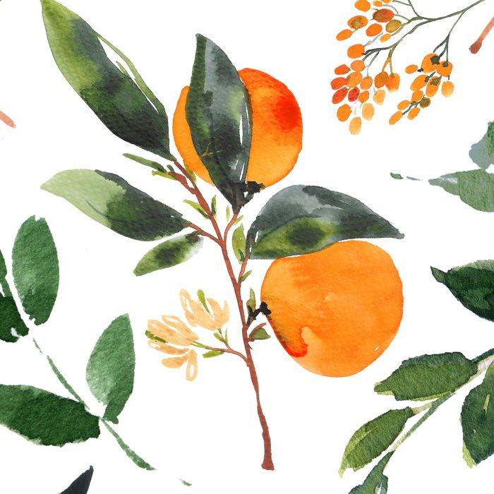 Orange Grove Leggings