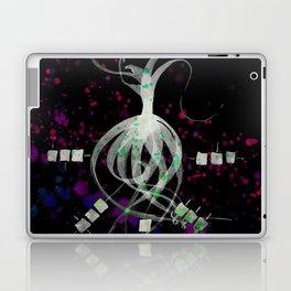 A Tarot of Ink Major Arcana XXI The World Laptop & iPad Skin