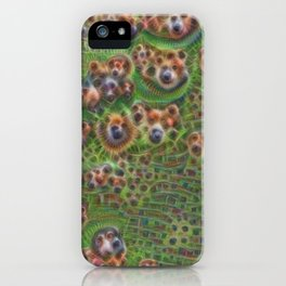 Abstract Dream iPhone Case