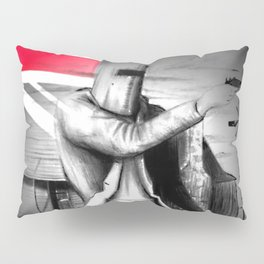 Ned Kelly Pillow Sham